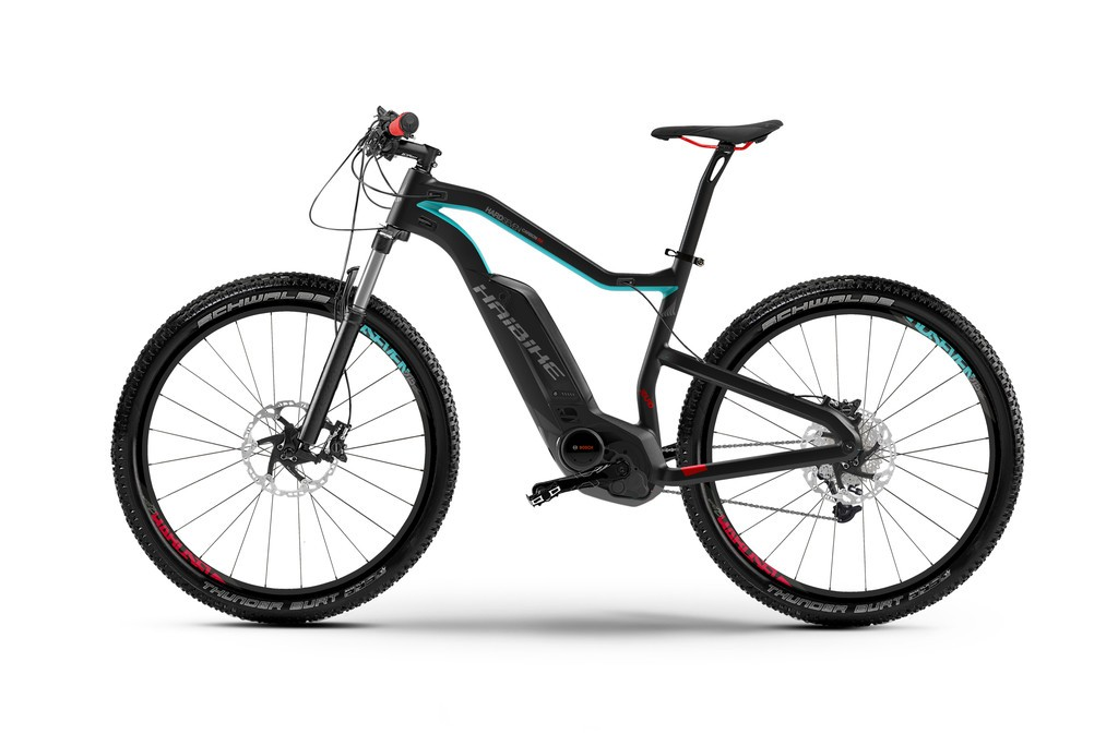 XDURO HardSeven Carbon RX 500Wh