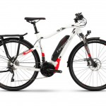 SDURO Trekking 6.0 Herren 500Wh 20-G XT weiß rot schwarz